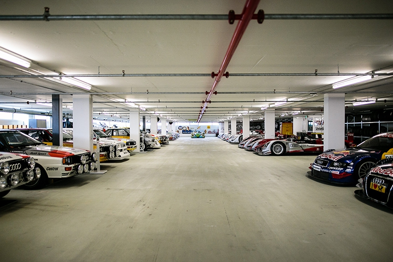 tradition garage 160213